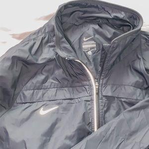 Blue Nuke Rain Jacket